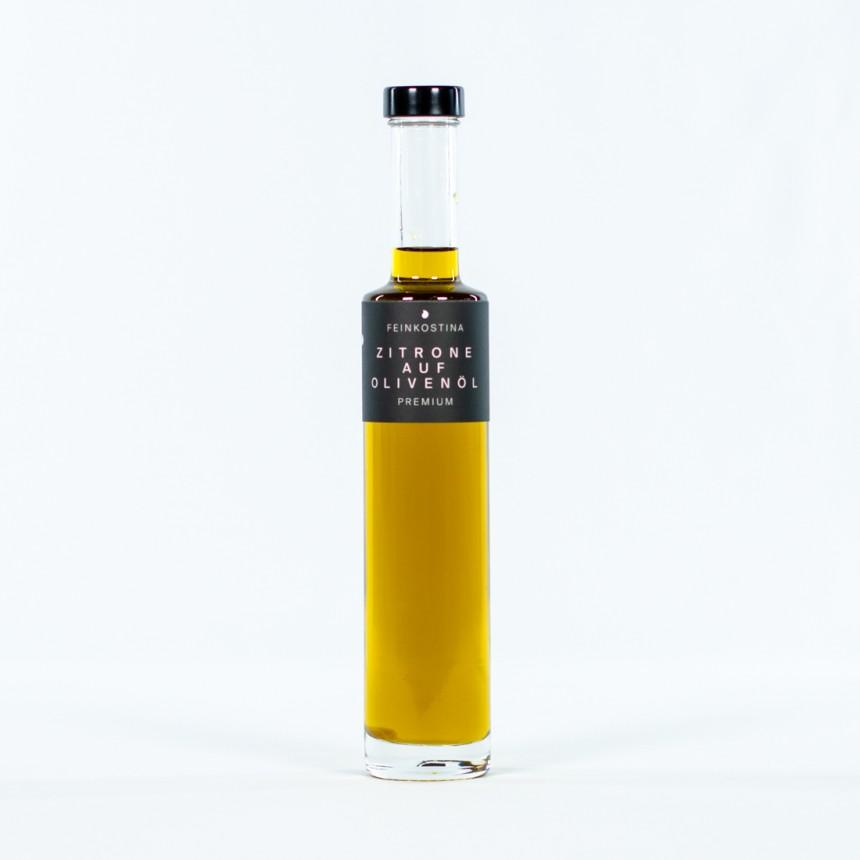 Zitrone auf Olivenöl Premium