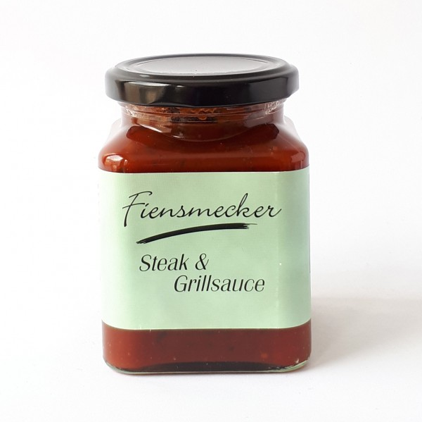 Steak & Grillsauce Fiensmecker 320g