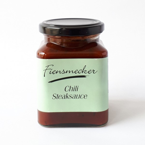 Chili Steaksauce Fiensmecker 320g