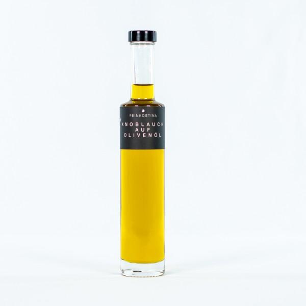 Knoblauch auf Olivenöl 250 ml