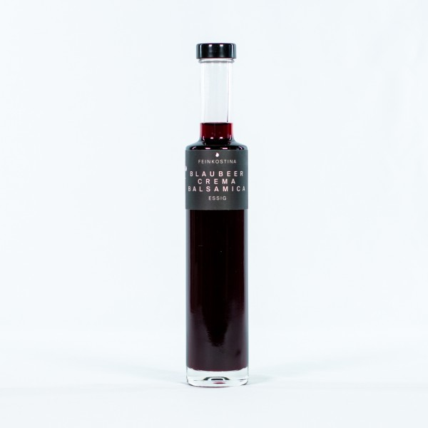 Blaubeer Crema Balsamica Essig 250 ml