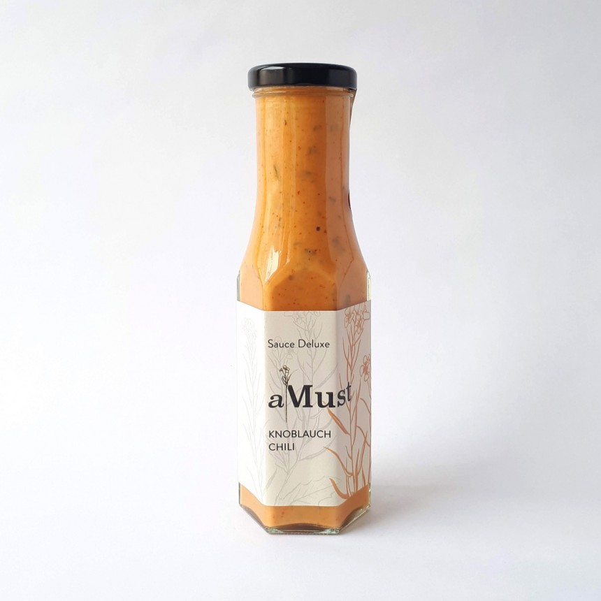 Knoblauch Chili Sauce a Must 250ml