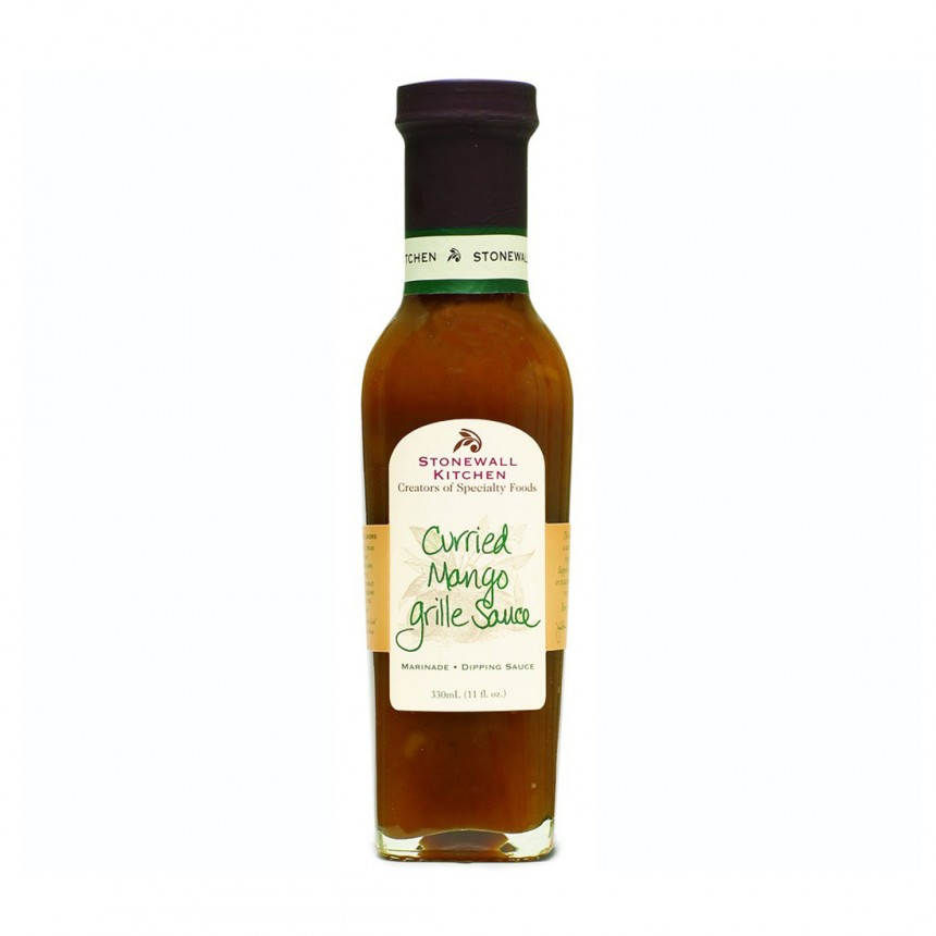 Curried Mango Grille Sauce 330ml